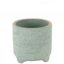 Ceramic bucket
